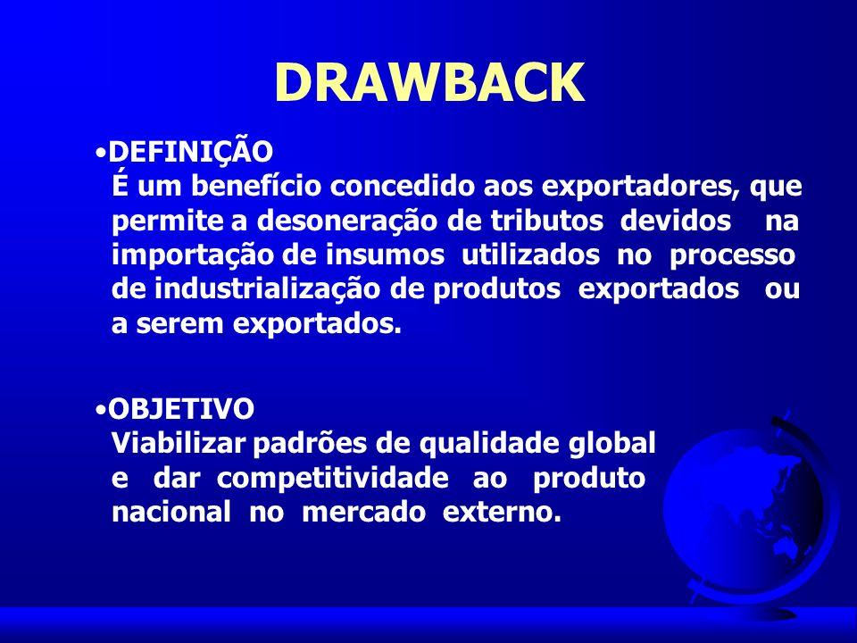 RESULTADO CAMBIAL F CONDIÇÃO BÁSICA PARA IMPORTAÇÃO NO REGIME: AGREGAÇÃO DE VALOR NO PROCESSO DE INDUSTRIALIZAÇÃO RESULTADO CAMBIAL (VALOR CIF M / VALOR FOB X) AGREGADO NACIONAL IMPORTAÇÃO A B IMPORTAÇÃO DRAWBACK (A): USD 100.000,00 TOTAL EXPORTAÇÃO (A+B) : USD 250.000,00 ÍNDICE IMPORT / EXPORT : 40% RESULTADO CAMBIAL (B) : 60%