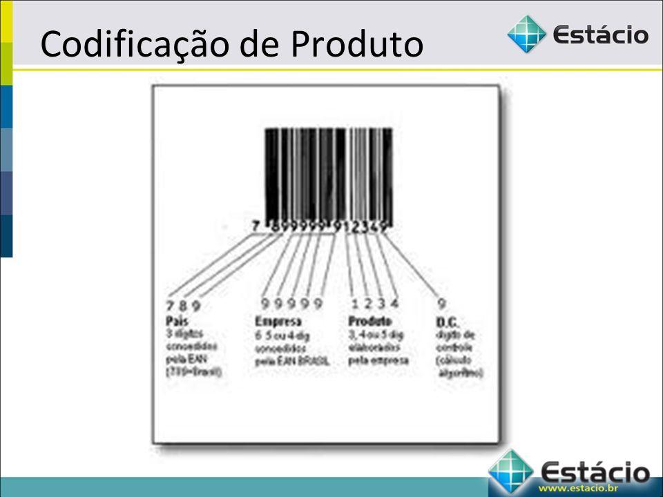 Codificação de Produto