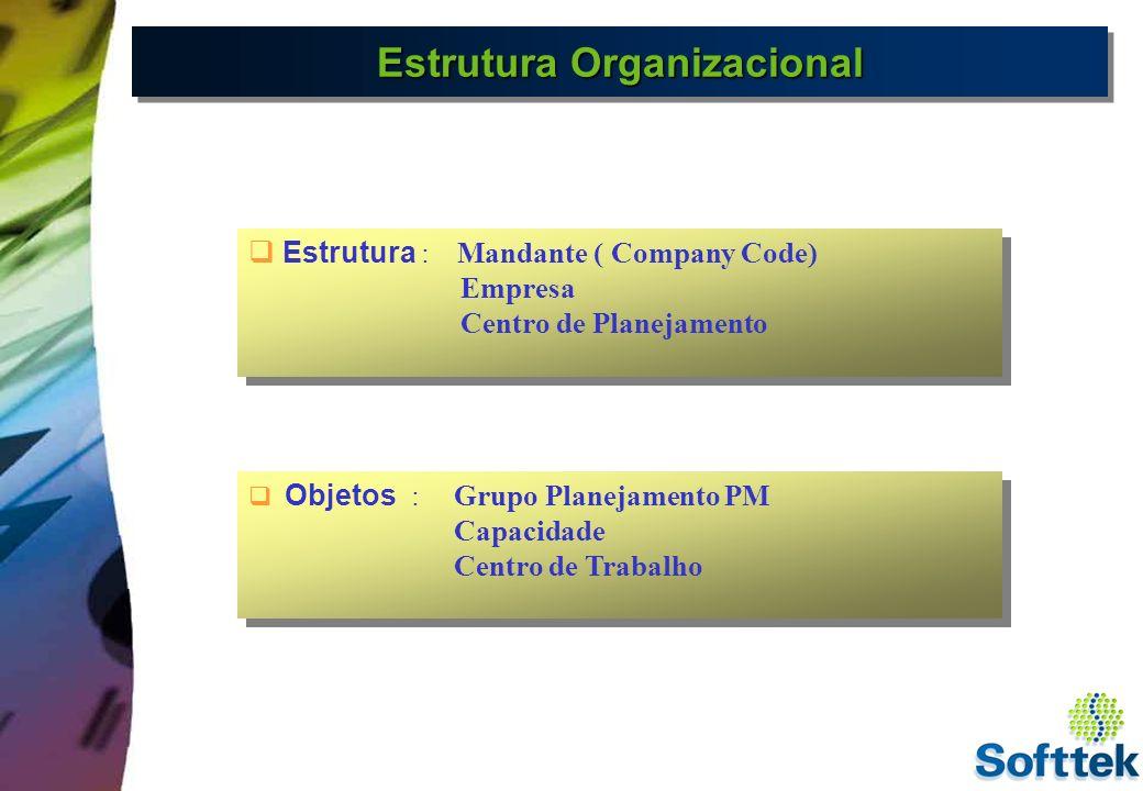 Objetos Técnicos SAP R/3 - MANUTENÇÃO