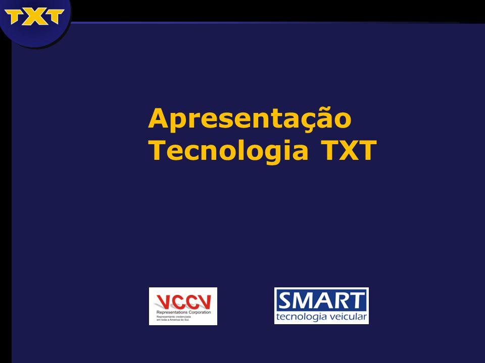 Apresentação Tecnologia TXT