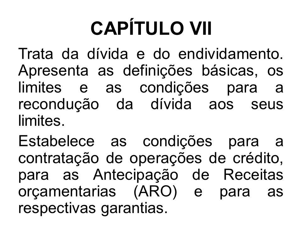 MEDIDAS A SEREM TOMADAS QUANDO ULTRAPASSAR OS LIMITES Implementação das medidas dos §§ 3º e 4º do art.