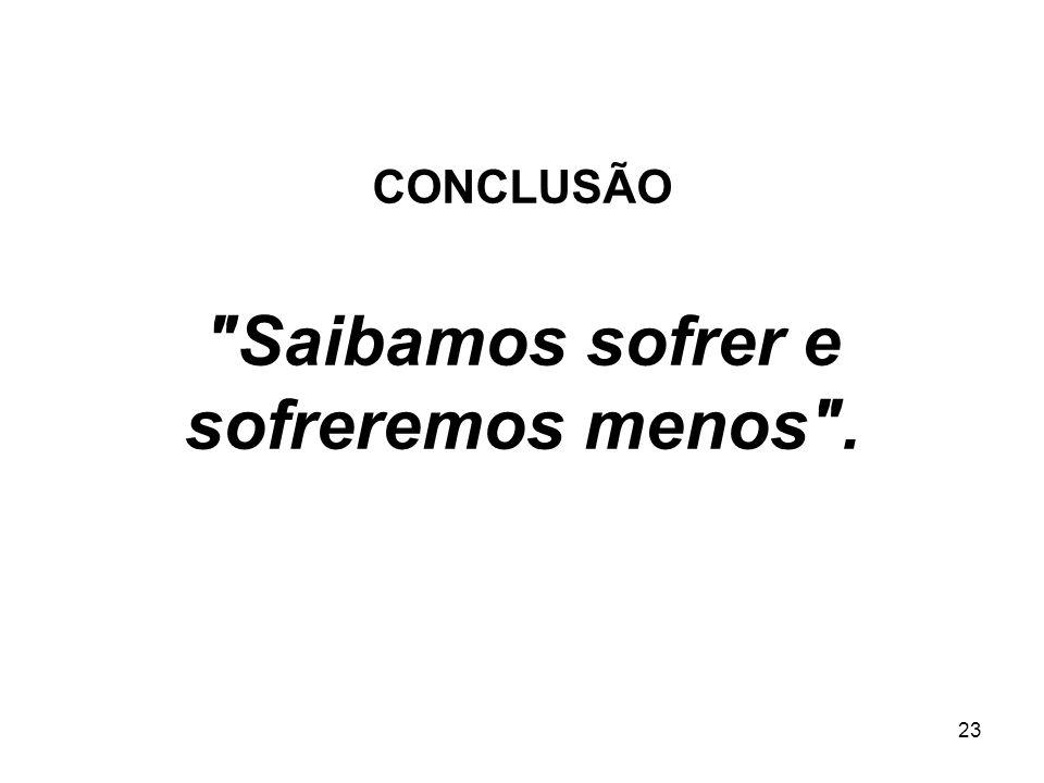 23 CONCLUSÃO
