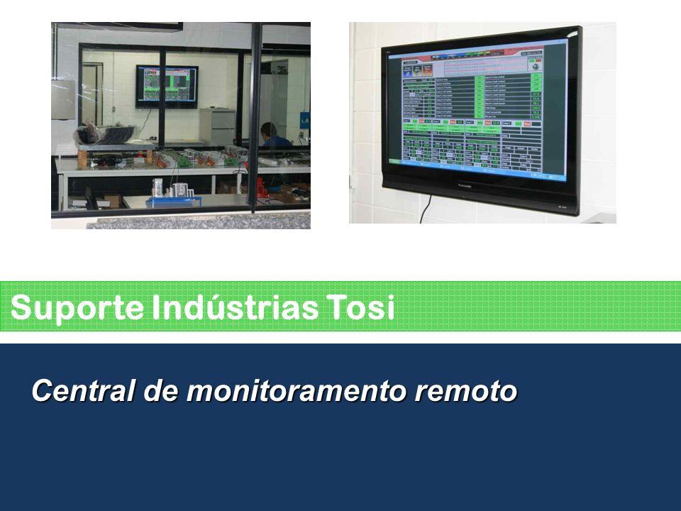 Central de monitoramento remoto
