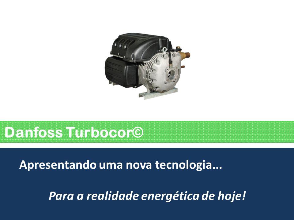 Motor Magnético Permanente 2 Estágios, Sem engrenagens, Compressor Centrífugo Interior do Compressor