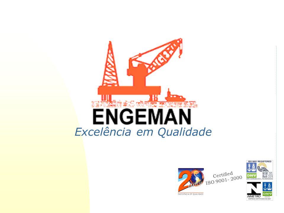 Certified ISO 9001- 2000 Excelência em Qualidade