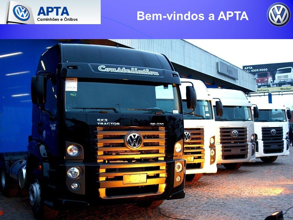 Verificação Externa da Cabine APTA Trucks & Buses Verificação Externa da Cabine Bem-vindos a APTA