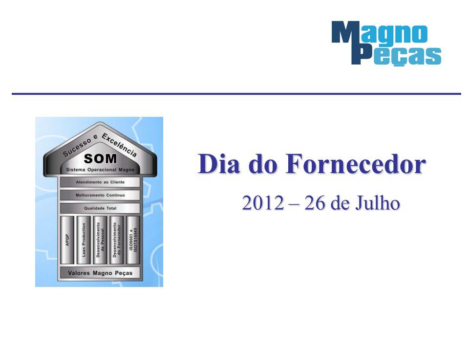 Dia do Fornecedor 2012 – 26 de Julho
