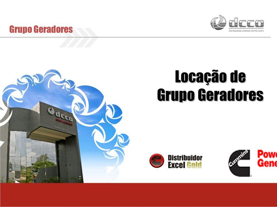 Grupo Geradores Locação de Grupo Geradores
