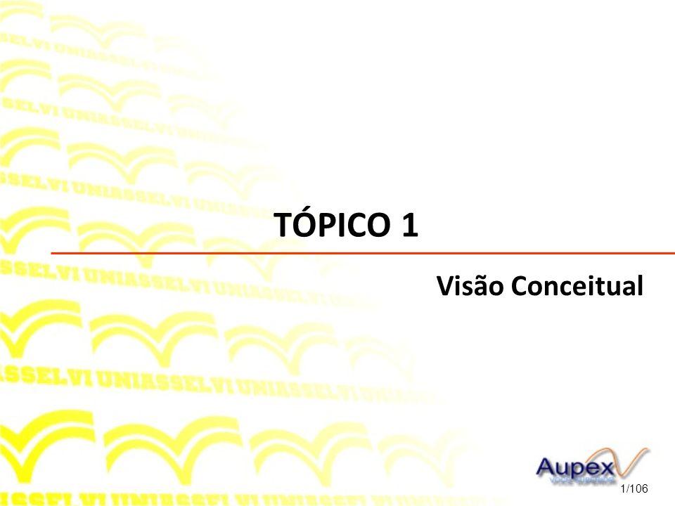 TÓPICO 1 1/106 Visão Conceitual