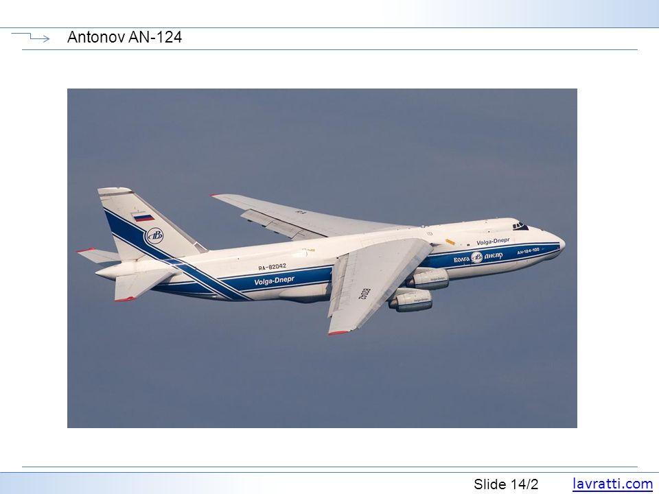 lavratti.com Slide 14/2 Antonov AN-124