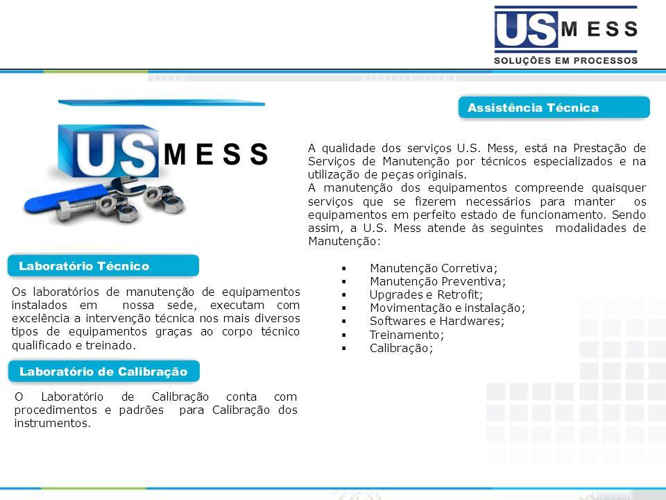 A qualidade dos serviços U.S. Mess, está na Prestação de Serviços de Manutenção por técnicos especializados e na utilização de peças originais. A manu