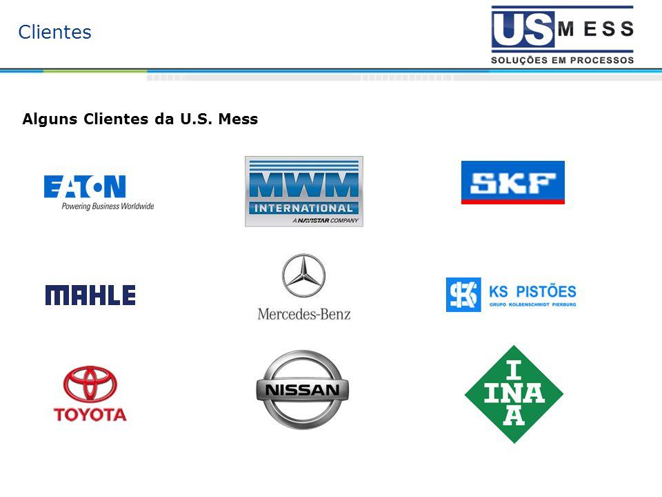 Clientes Alguns Clientes da U.S. Mess