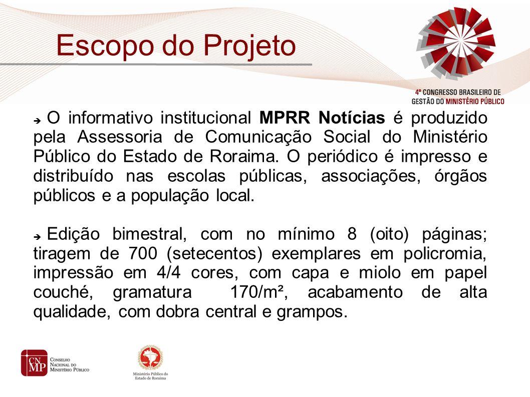 O informativo institucional MPRR Notícias é produzido pela Assessoria de Comunicação Social do Ministério Público do Estado de Roraima.