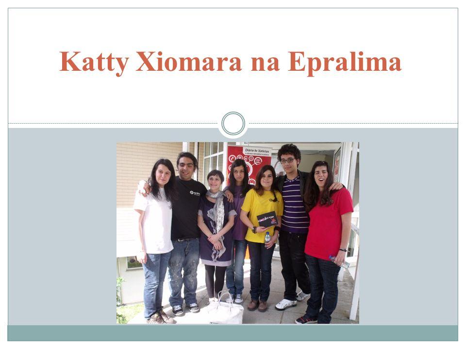 Katty Xiomara na Epralima