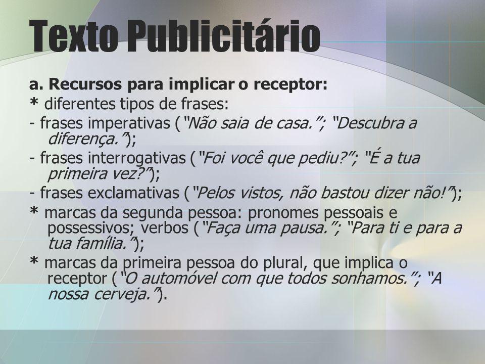 Texto Publicitário a.