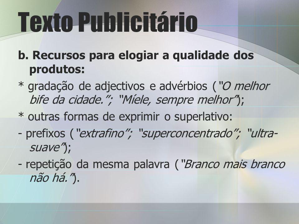 Texto Publicitário b.