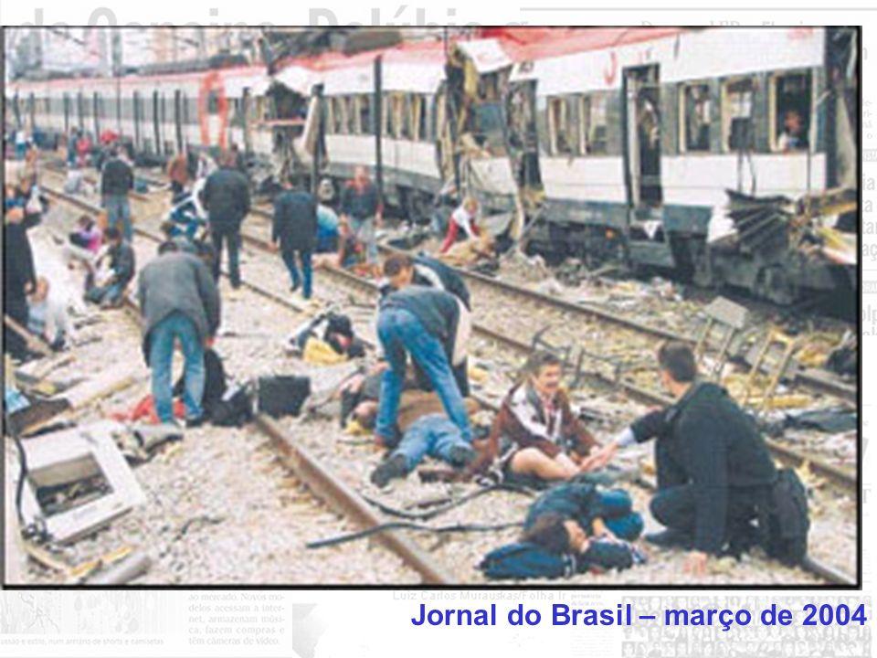 El Pais – março de 2004