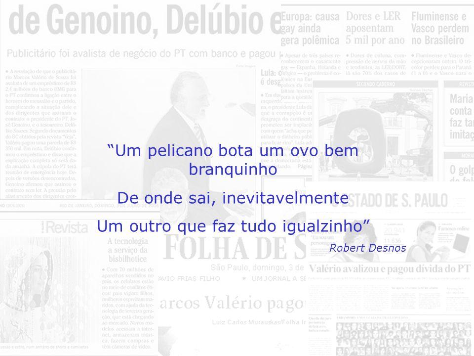 Estado de S. Paulo – Abril de 2004