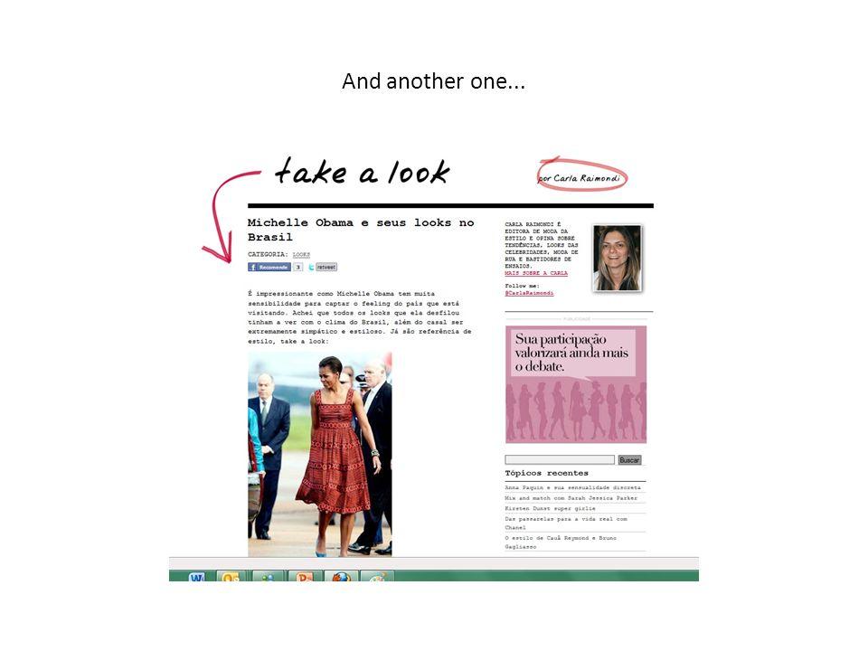 Acessórios de Estilo é o blog da produtora Andréa Pecora.