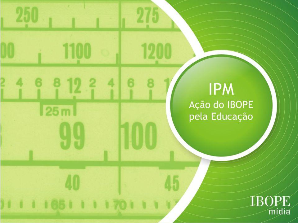 IPM Ação do IBOPE pela Educação