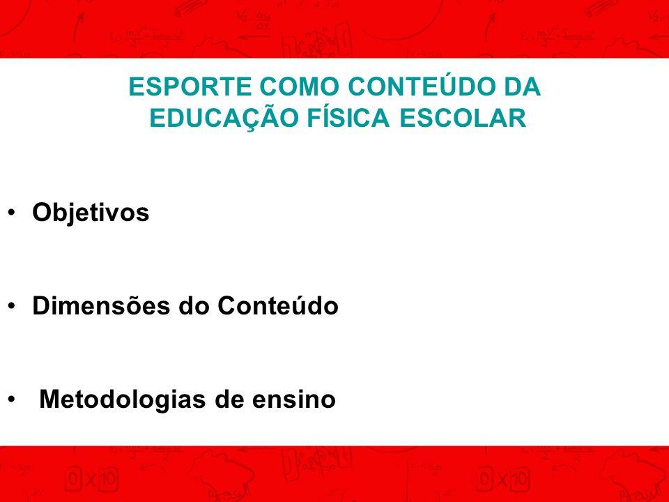A- Conhecer a origem cultural e a histórica de cada modalidade esportiva;
