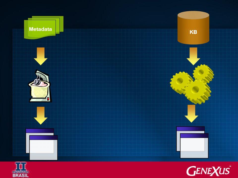 O Futuro das Aplicações de Negócios Conexões Da rede perfeita (C/S)… a rede imperfeita (Web)… ambas Metáfora Dados de negócio como um email Propriedades Operação conectada/desconectada Alta usabilidade/disponibilidade (db syncronized) Fácil de instalar Conexões Da rede perfeita (C/S)… a rede imperfeita (Web)… ambas Metáfora Dados de negócio como um email Propriedades Operação conectada/desconectada Alta usabilidade/disponibilidade (db syncronized) Fácil de instalar