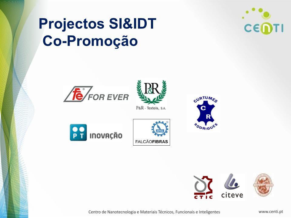 Projectos SI&IDT Co-Promoção