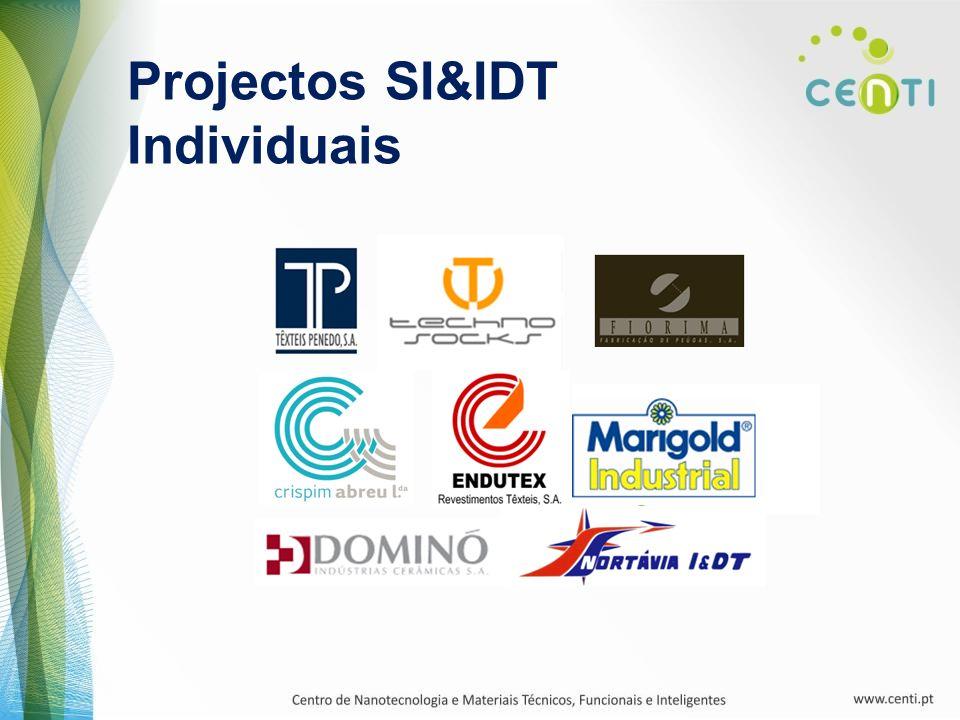Projectos SI&IDT Individuais