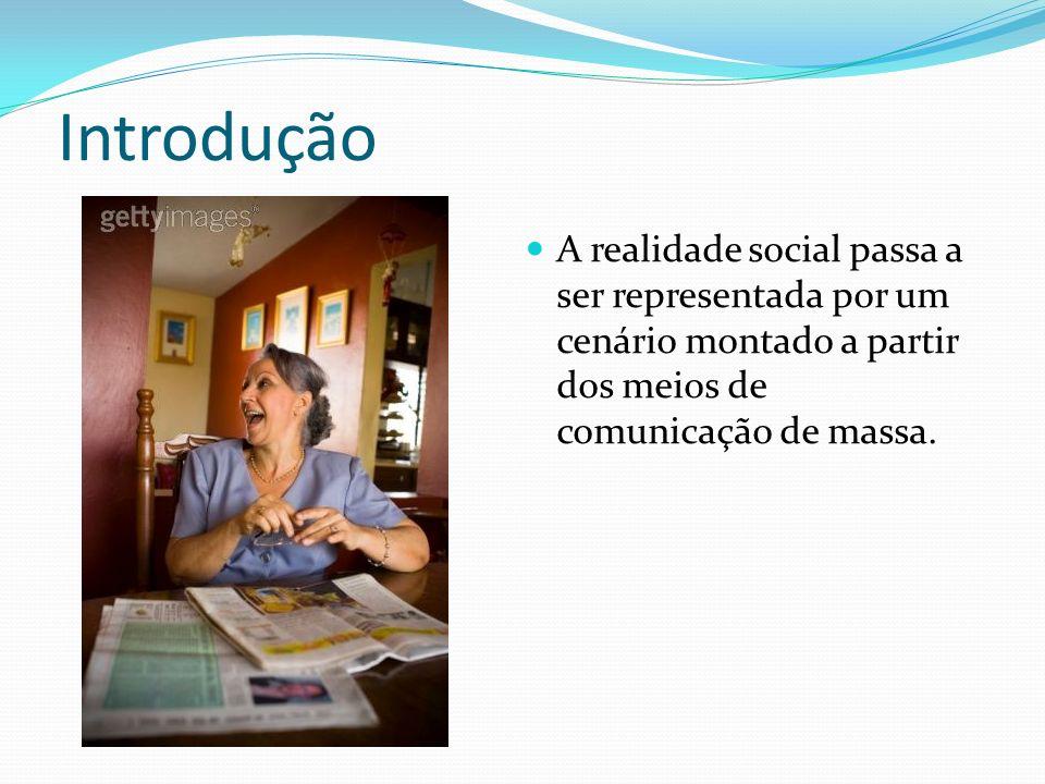 A Agenda da Mídia e a Agenda Pública Outra questão-chave no processo de agendamento diz respeito às pessoas.