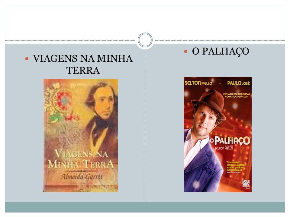 VIAGENS NA MINHA TERRA O PALHAÇO