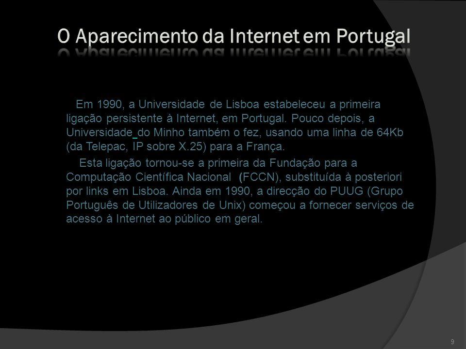 Não existem dúvidas que a Internet tem múltiplas vantagens: ); Actualidade: Os documentos na rede actualizam-se continuamente.