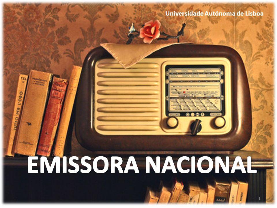 7 horas diárias: entre as 12h e as 14h e entre as 17h e as 22h; Música clássica ( gravada ou ao vivo); Palestras; Noticiários; Programas Infantis; 12