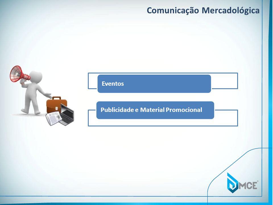 Comunicação Mercadológica Eventos Publicidade e Material Promocional