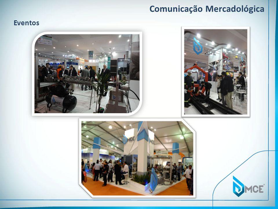Comunicação Mercadológica Eventos