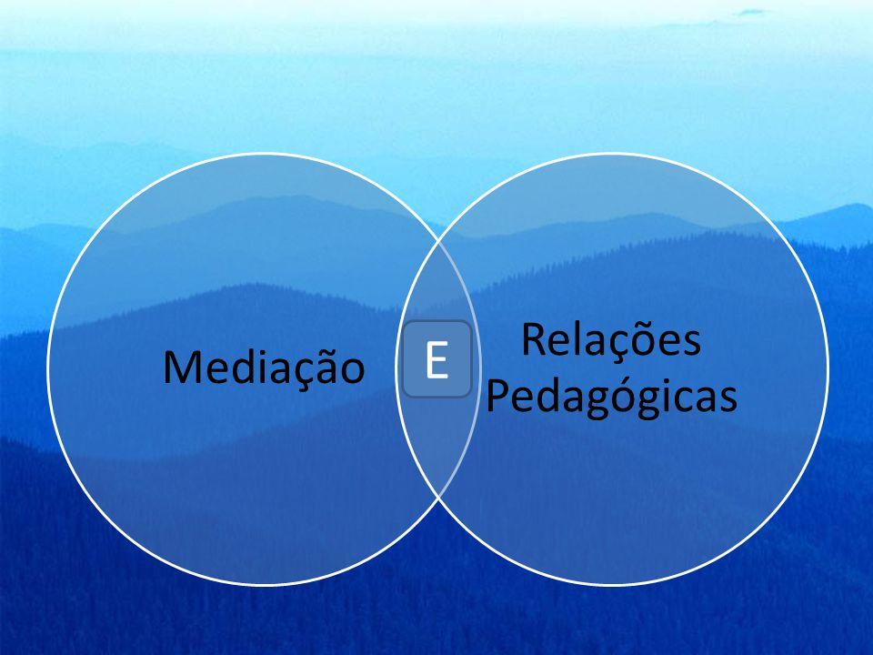 Mediação Relações Pedagógicas E