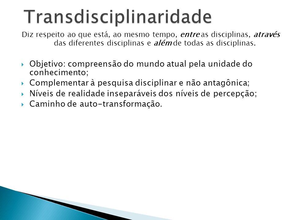 Artigo 13 A ética transdisciplinar recusa toda e qualquer atitude que rejeite o diálogo e a discussão, qualquer que seja a sua origem – de ordem ideológica, científica, religiosa, econômica, política, filosófica.