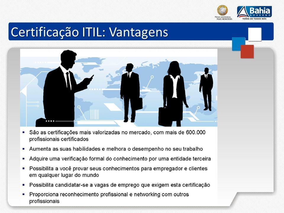 Certificação ITIL: Vantagens