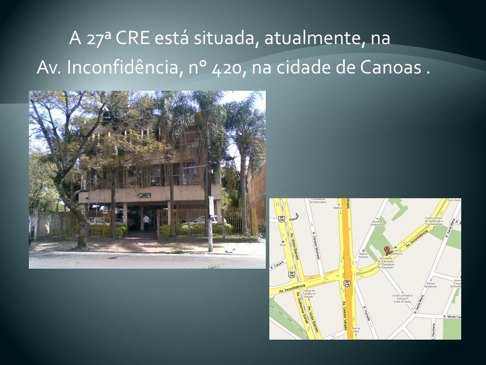27ª CRE Canoas