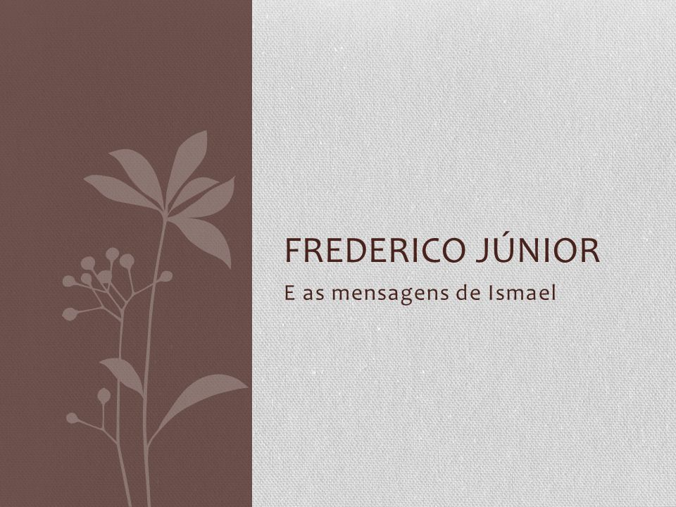 Bibliografia: ANJOS, Luciano dos.O Atalho - Análise Crítica do Movimento Espírita.