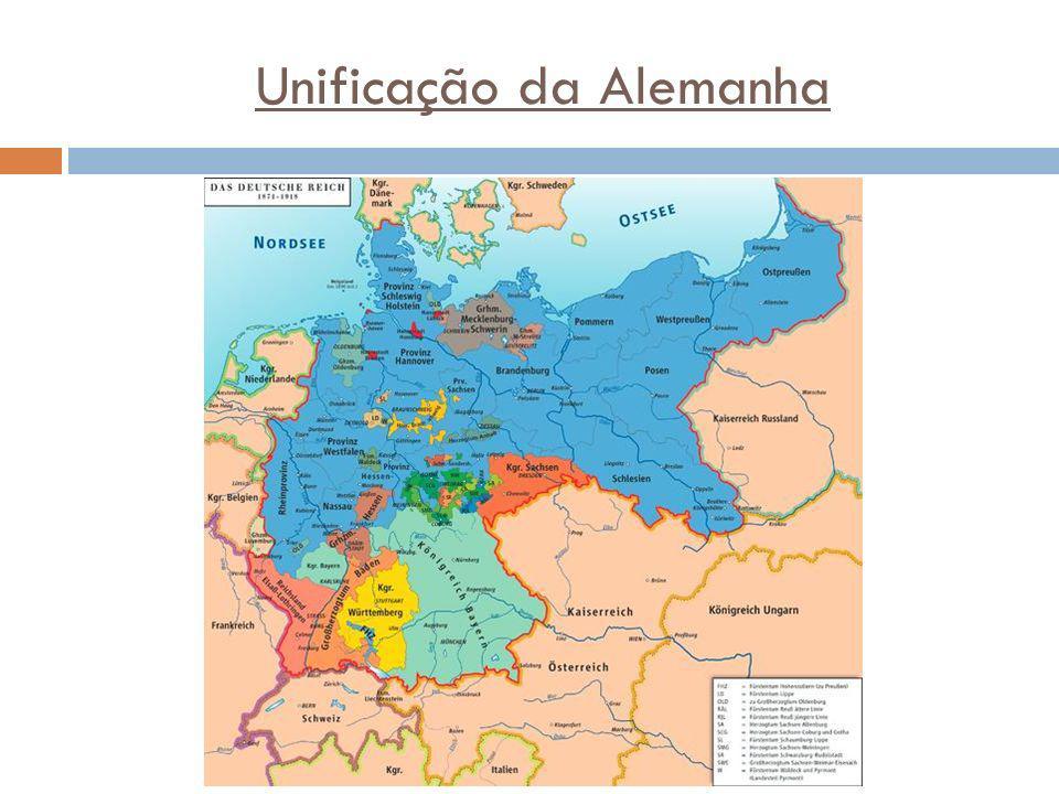 Unificação da Alemanha