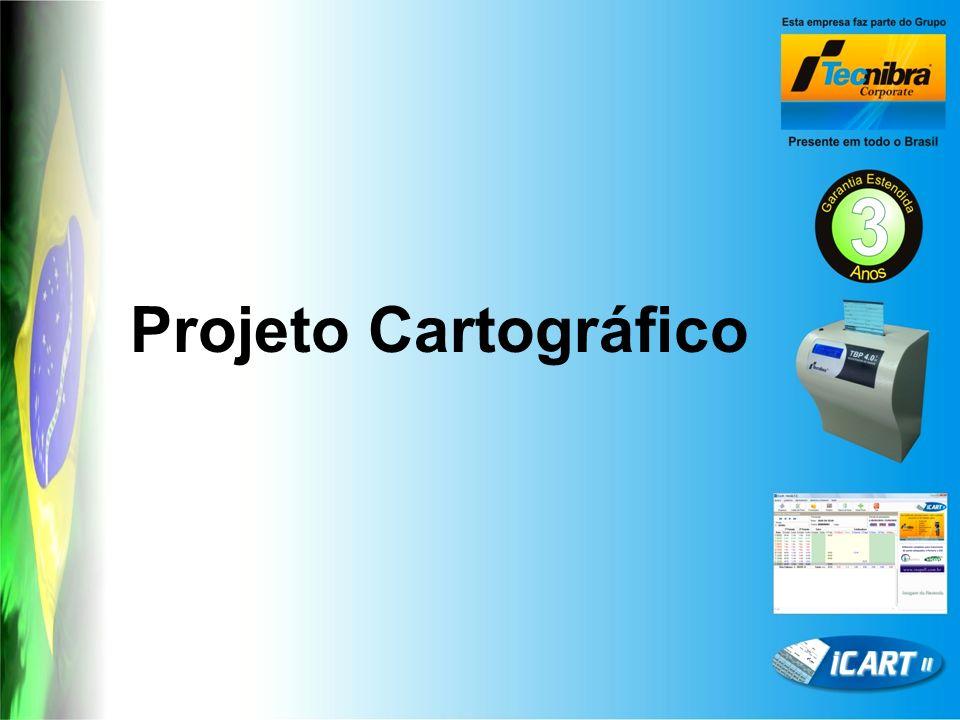 Projeto Cartográfico