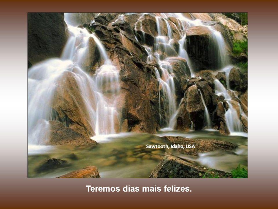 Chutes rivière Columbia, Orégon, USA Se treinarmos essa energia que todos nós temos em abundância...