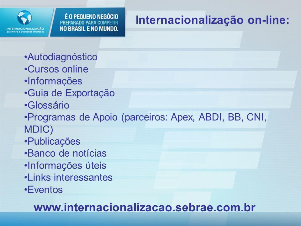 Fase Forma de atendimento Local de atendimento IAuto-atendimentoOnline – virtual IIPresencialNo Sebrae IIIPresencial Na empresa/local de produção do c