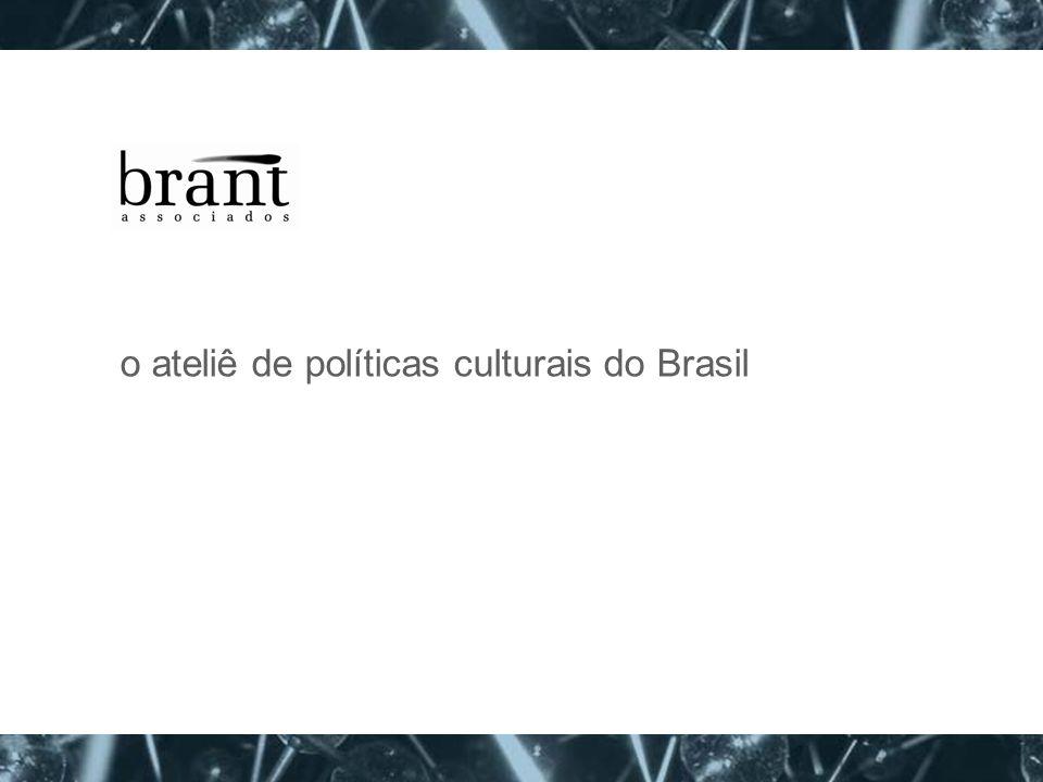 marketing cultural 2 Banco do Brasil Ação mercadológica visando aproximar e fidelizar o público e ampliar recall da marca, associando-a a ações positivas.