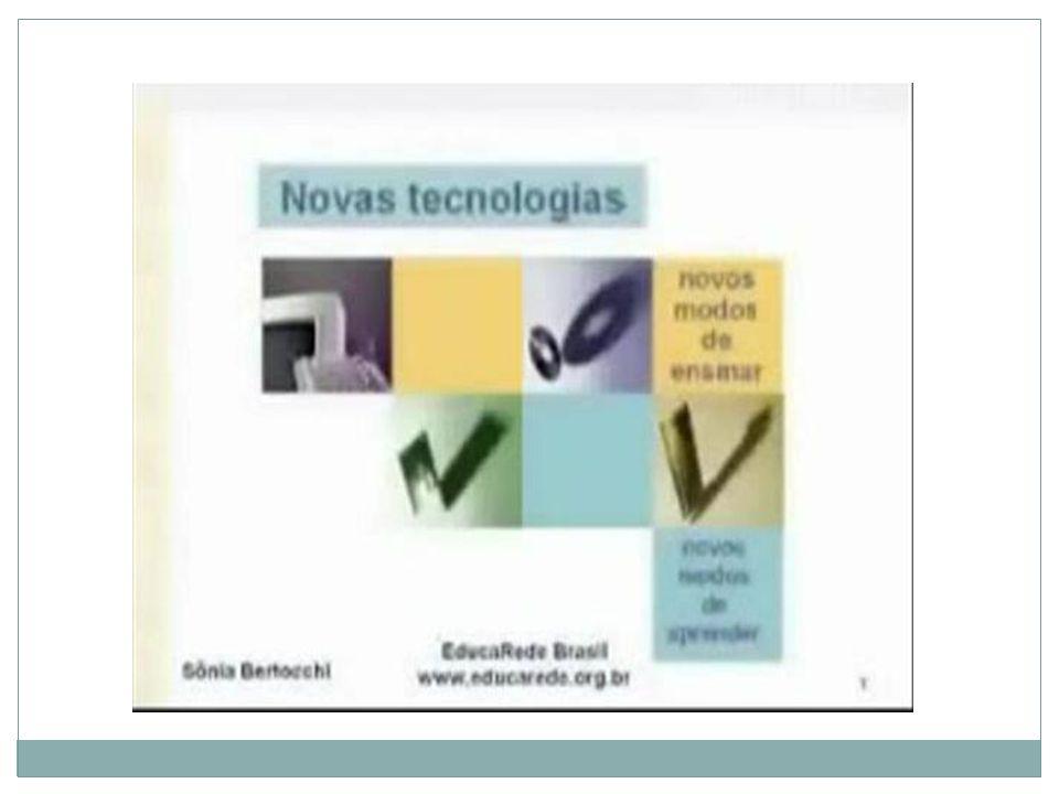 Atividade Interativa: Tema: Novas tecnologias, novos modos de aprender e novos modos de ensinar.