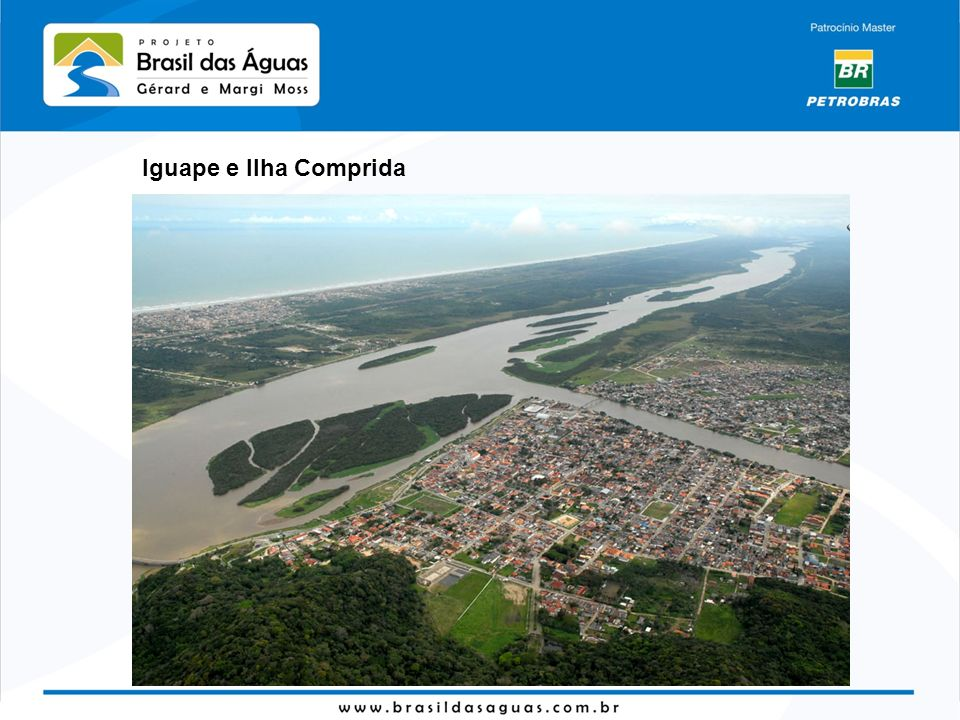 Iguape e Ilha Comprida