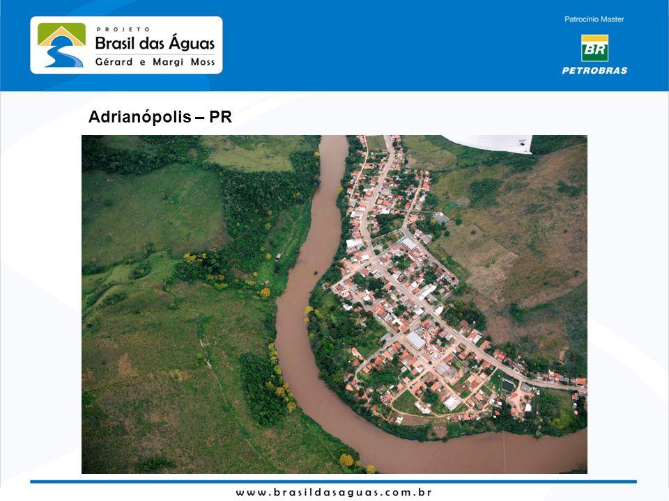 Adrianópolis – PR