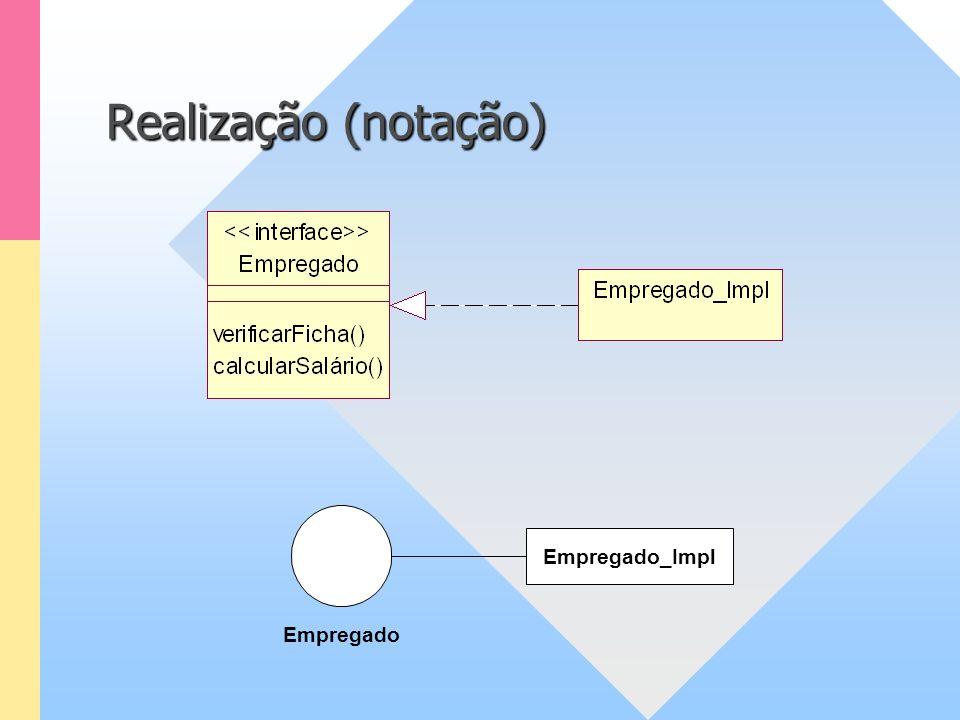 Realização (notação) Empregado Empregado_Impl