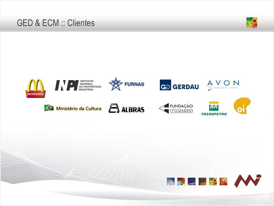 GED & ECM :: Clientes