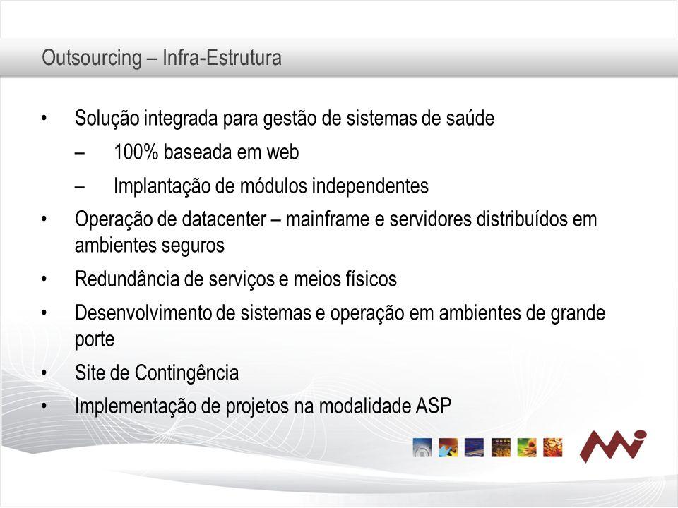 Outsourcing – Infra-Estrutura :: Clientes